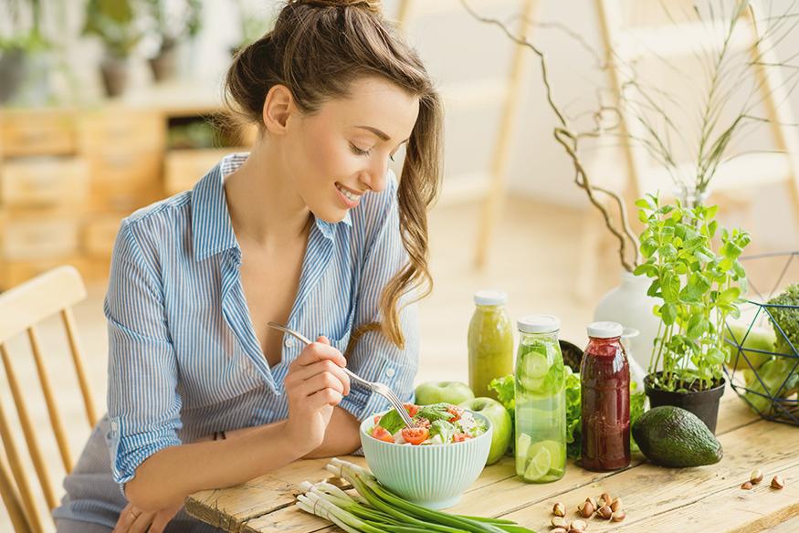 Verdauungsenzyme dienen zum Abnehmen
